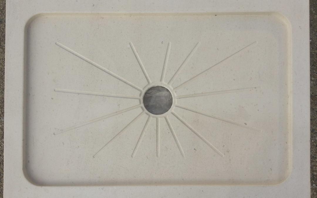 Piatti doccia in pietra o marmo